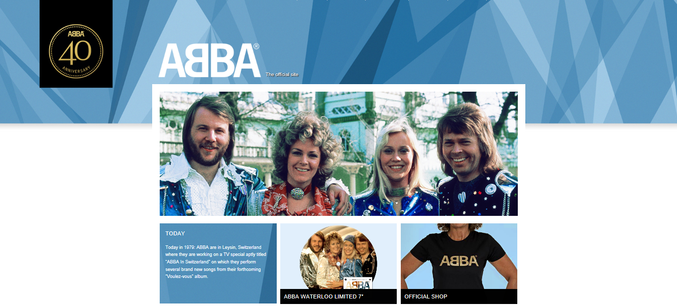 ABBA official