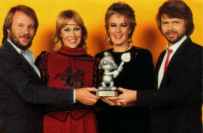 NEW ALBUM & NEW ABBA 40 Anniversary TOUR : ABBA !!!! | Magic Music ...