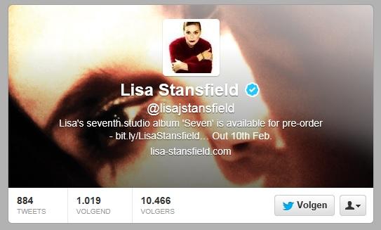 Lisa twitter