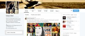 Chase Allan Twitter (31-05-2014)