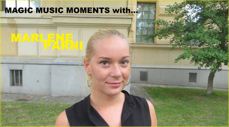Magic Music Moments with ... Marlene Parni