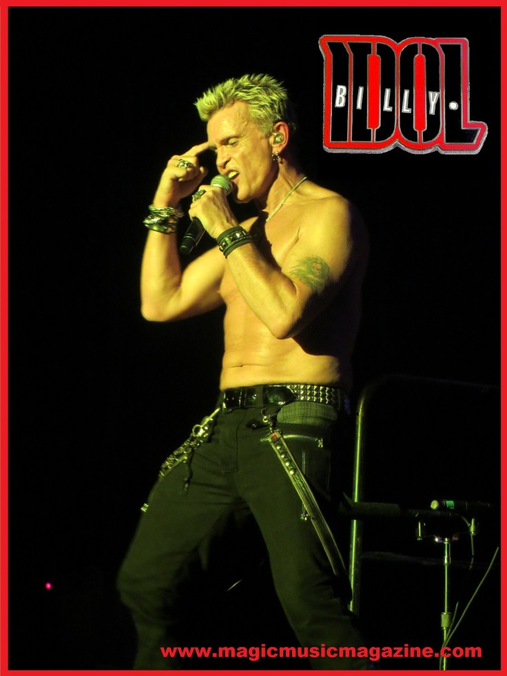 Billy Idol (17-11-2014) edit