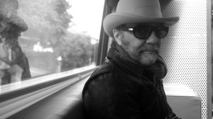 Daniel Lanois' new album, Flesh And Machine, comes out Oct. 28