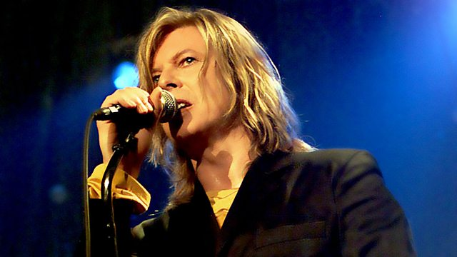 The Man Who Sold The World - David Bowie - Live at the ...