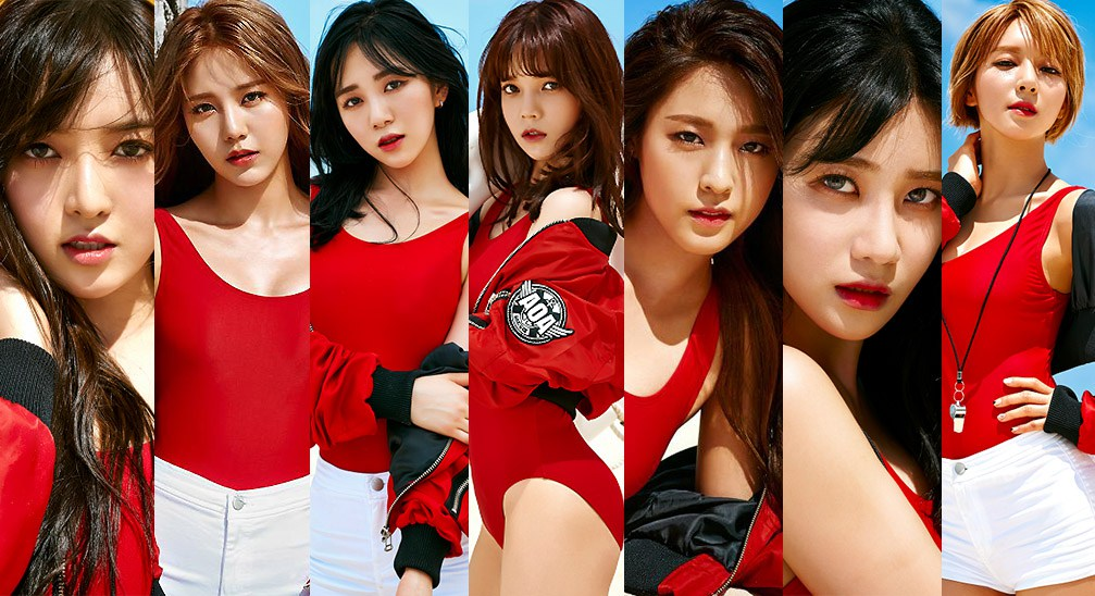 New EP : Good Luck / New Album : Good Luck Week – AOA