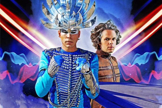New Single : High And Low / New Album : Two Vines – Empire of the Sun