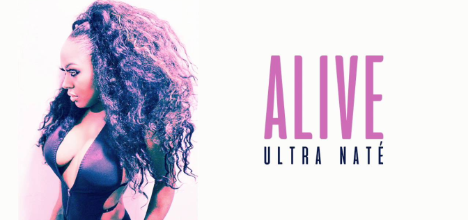 * New Single : Alive – Ultra Nate
