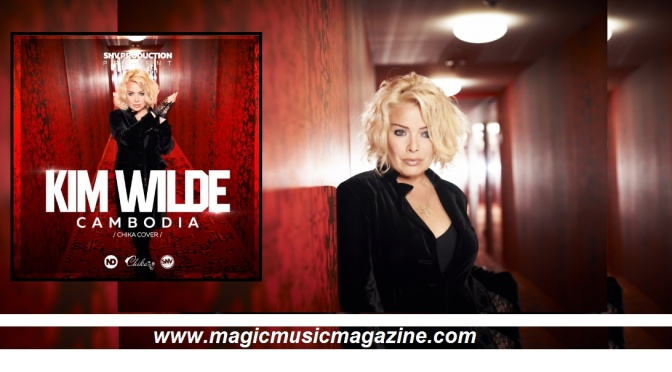 new single cambodia kim wilde cover chika magic. Black Bedroom Furniture Sets. Home Design Ideas